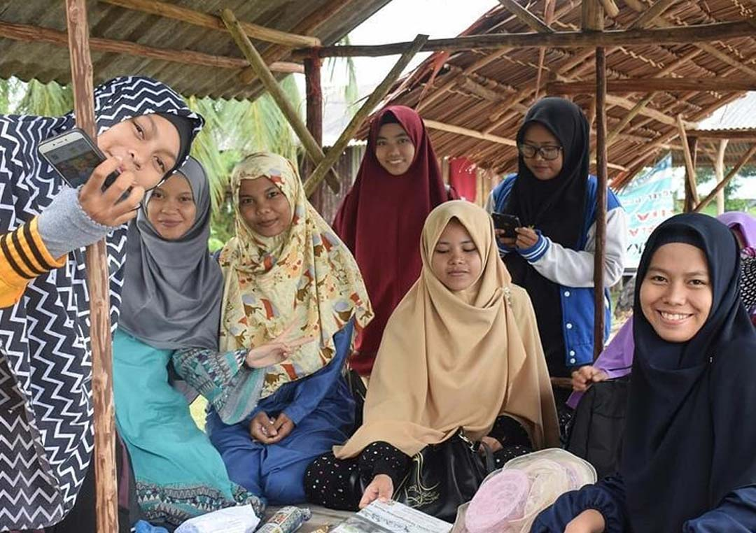 Pengumuman Hasil Pemilu Capresma Stisipol Raja Haji Tanjungpinang